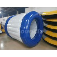 Buy quality Customized Inflatable Water Roller Commercial Grade 0.9mm PVC Tarpaulin at wholesale prices
