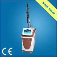 Buy cheap Pico Nd Yag Laser Machine For Tattoo Removal , 532nm \ 1064nm \ 755nm product