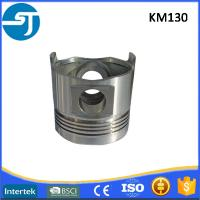 Laidong KM130 KM138 forged steel diesel engine piston set price for sale