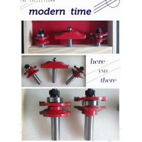 """Buy cheap Rail & Stile With Panel Bit Router Bit Set - Ogee - 1/2"""" Shank product"""
