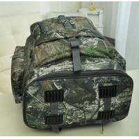 Polyester/Nylon Camouflage diaper bag backpack