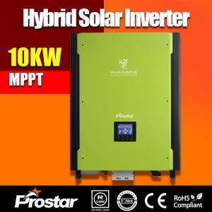 Buy cheap Prostar MixSolar 10KW solar hybrid inverter price product