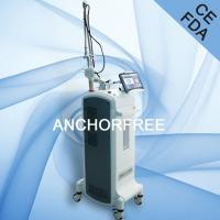 Buy quality Effective Women Wrinkle Removal Machine , RF CO2 Laser Beauty System at wholesale prices