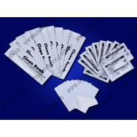 Buy cheap Re-transfer printer Cleaning Kit with CR80 adhesive cleaning card/CR80 clean cards product