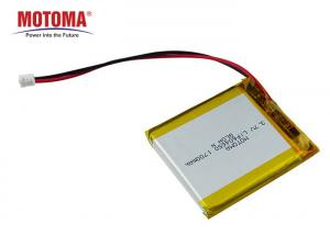 Buy cheap 604650 Lithium Ion Rechargeable Battery 1700mah For Digital Photo Frame product