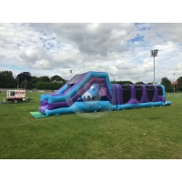 Buy cheap Inflatable obstacle playground inflatable water obstacle course for sale commercial inflatable obstacle course product