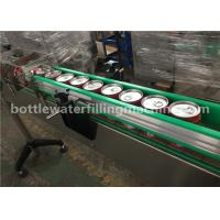 Buy cheap 330ml Aluminum Can Fruit Juice / Spring Water Filling Machine For Canning Line product