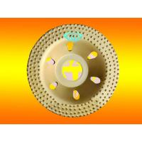 Buy cheap diamond grinding disc from wholesalers