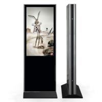 Buy quality 47inch Floor Standing Touch Screen Network Android LCD Digital Signage Display For Hotel  at wholesale prices