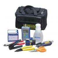 Buy cheap Portable FTTH Fiber Optic Tool Kit For Installing Fast Connector And Fiber Optic Drop Cable product
