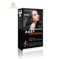 Buy cheap No PPD Black Fast Dyeing Color Kit No Damaged Natural Smell product