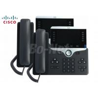 Buy cheap Conference Video Cisco IP Phone , CP-8841-K9 8841 Cisco Voip Telephone 5 Lines product
