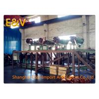 Buy cheap 0 - 150 Mm / Min Casting Speed Continuous Casting Equipment For Making Copper Strip product