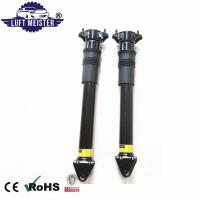 Buy cheap Stable Rear Airmatic Shocks Mercedes 1643202431 Air Ride Struts Replacement product