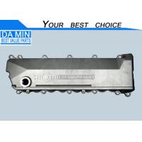 Buy cheap ISUZU 4HF1 4HG1 Head Cover 8971130253 Aluminum Made 15 Holes To Connect Cylinder from wholesalers