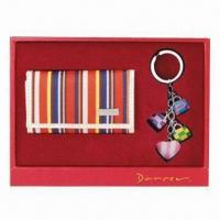 Buy cheap Wallet Keychain Set, Fashionable Design product