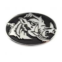 Buy cheap Customized design your own metal emblem domed sticker car badge product