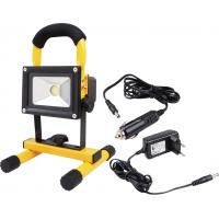 China 20W Portable High Powered Rechargeable Led Work Light , battery powered led flood lights on sale