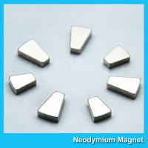 Buy cheap Custom Trapezoid Industrial Neodymium Magnets N35 N38 N42 N48 N50 N52 Grade product