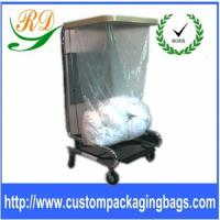 Buy cheap PVA Cold Hot Water Soluble Biodegradable Plastic Shopping Bags For Hospital product