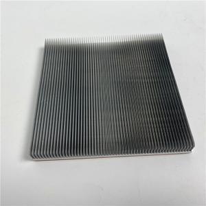 Buy cheap Aluminum Friction Welding Heatsink For Solar Inverters product