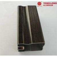 Buy cheap Extruded Aluminum Profile For Building Material , Customized Color And Surface Treatment product