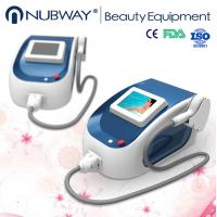 Buy quality 808nm diode laser hair removal machine suitable for all kind of skin at wholesale prices
