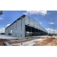 Buy cheap Steel Structure Materials for Poultry Farm Structure Builiding product