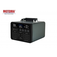 Buy cheap 110V AC Outlet Portable Power Station , 500Wh Battery Power Bank For Camping product