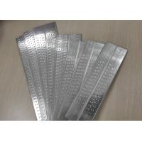 Buy cheap H14 H24 Anti Corrosion Aluminum Extrusion Profiles Dimple Flat Tube For Truck Radiators product