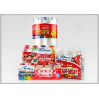 Buy cheap Clear Self Adhesive POF Shrink Film Rolls 10-30 Mic For Cosmetics Package from wholesalers