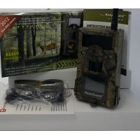 Buy cheap Email / GPRS / GSM Game Camera , Action Infrared Hunting Camera SMS Inversion Control product