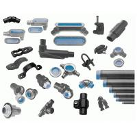 China Industry Use SS Conduit Fittings , EMT Electrical Conduit Connectors And Fittings on sale