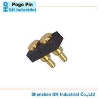 Buy cheap 2Pin 2.54mm Pitch7.0mm Length Pogo Pin Connector product