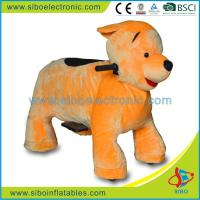 Buy quality Used Party Walker , Zippy Pets Amusement Go Kart , Cute Plush Toys at wholesale prices