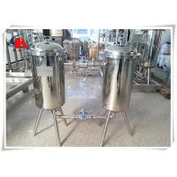 Buy cheap Beverage Water Purification Systems Two Regeneration With Stainless Steel Tank product
