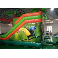 Buy cheap Tree Kids Commercial Bounce House Full Digital Printing Convenient Installation product