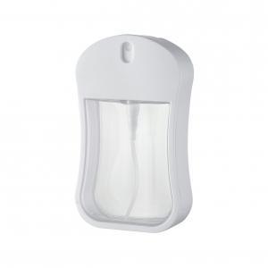 Buy cheap Perfume Bottle Mist Sprayer PETG ABS Bottle 40ml Oval Shape Travelling Perfume Bottle product