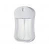 Buy cheap Fine Mist Sprayer PETG ABS Bottle 40ml Oval Shape Travelling Perfume Bottle from wholesalers