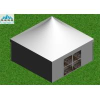 Buy cheap Summer Outdoor Event Tent 5x5m With White PVC Walls / Party Tent Marquee product
