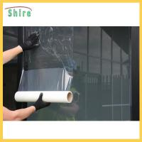 China Glass Protecton Film Clear Glass Temporary Protection Film Blue Glass Temporary Protection Film on sale