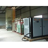 Buy cheap Skid Mounted Industrial Oxygen Gas Plant Cryogenic Separation Unit 100 m3/hour product