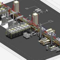 China Operation Flexibility CNG Plant Small Scale Lng Plant For Peak - Shaving Facilities on sale