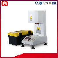 Melt Indexer White Metal Rubber From Gaoge-tech  GAG-R908 Guangdong ,China for sale