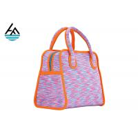 Buy cheap Fashion Large Durable Built Neoprene Tote Bag With Handle Easy Carry product