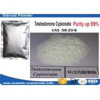 Buy cheap Steroid Powder Testosterone Cypionate  Test C For Muscle Enhancement 58-20-8 product