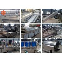 Buy cheap Commercial Automatic Food Processing Machines Potato Chips Making Machine product