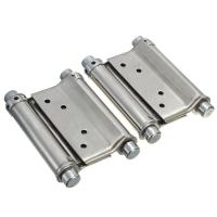 China Stainless Steel 201  Double Action Spring Hinge on sale