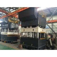 Buy cheap Door Making Large Hydraulic Press , Eight Columns High Speed Stamping Press from wholesalers