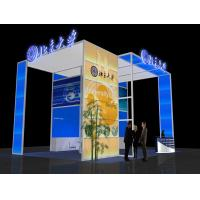 Buy quality 4m*6m Aluminum Trade Show Truss Displays For Exhibition Booth , Easy Set Up at wholesale prices